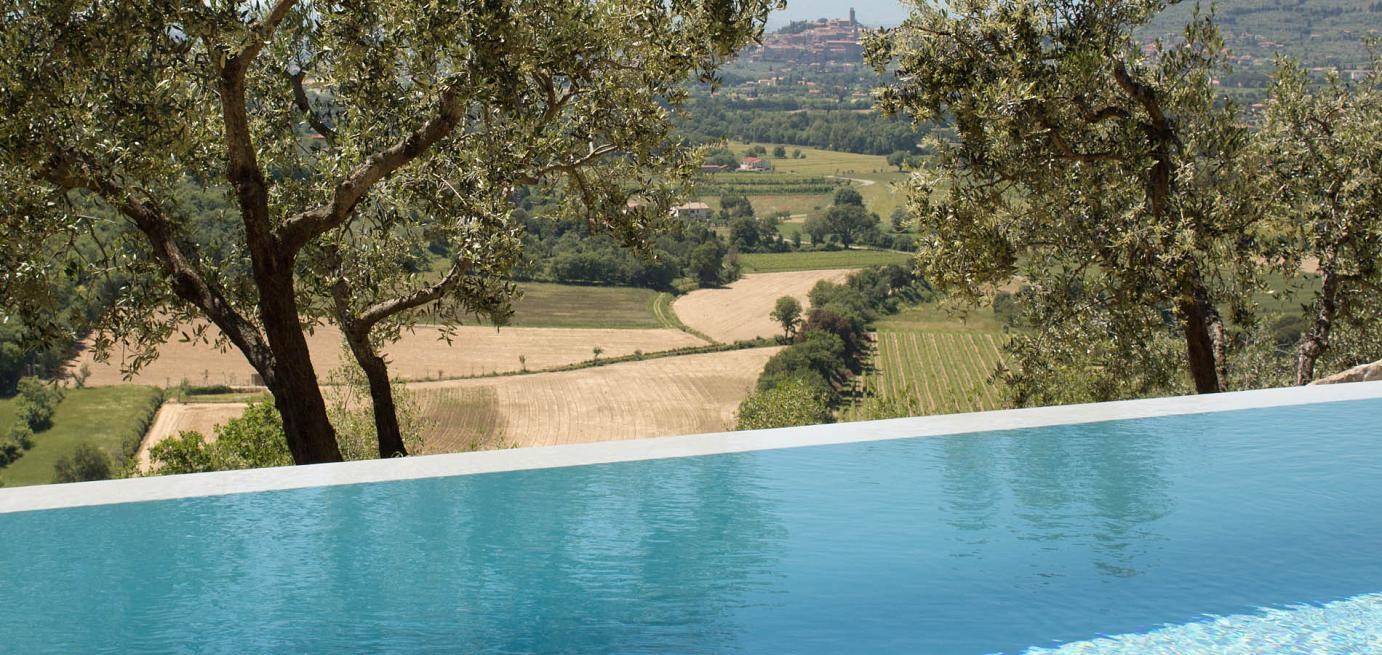 Tuscany villa with private pool, Castiglion Fiorentino